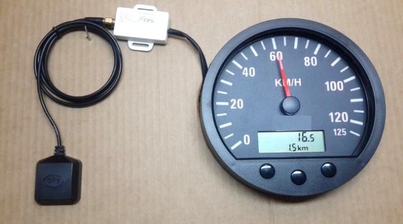 Equal ELM gps speedometer